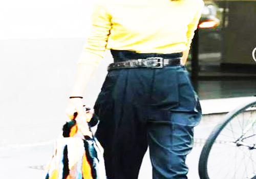 针织衫啊搭配牛仔裤