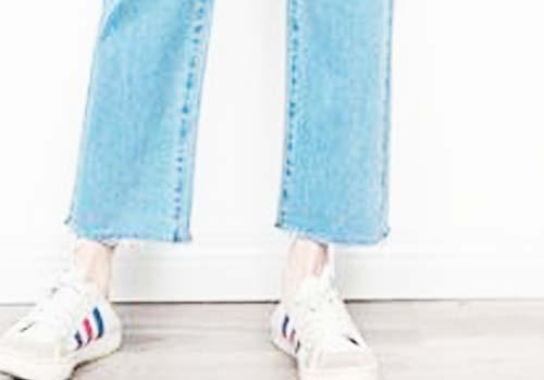 搭配阔腿裤