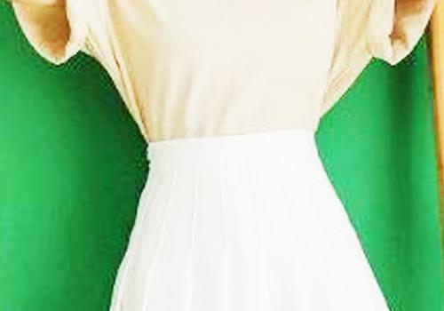 注意裙子长度的选择