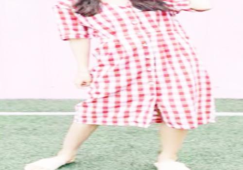 学院风连衣裙搭配鞋子的方法